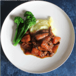Beef Shin and Ale Stew
