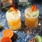 Amaretto Orange Margaritas – A Festive Cocktail