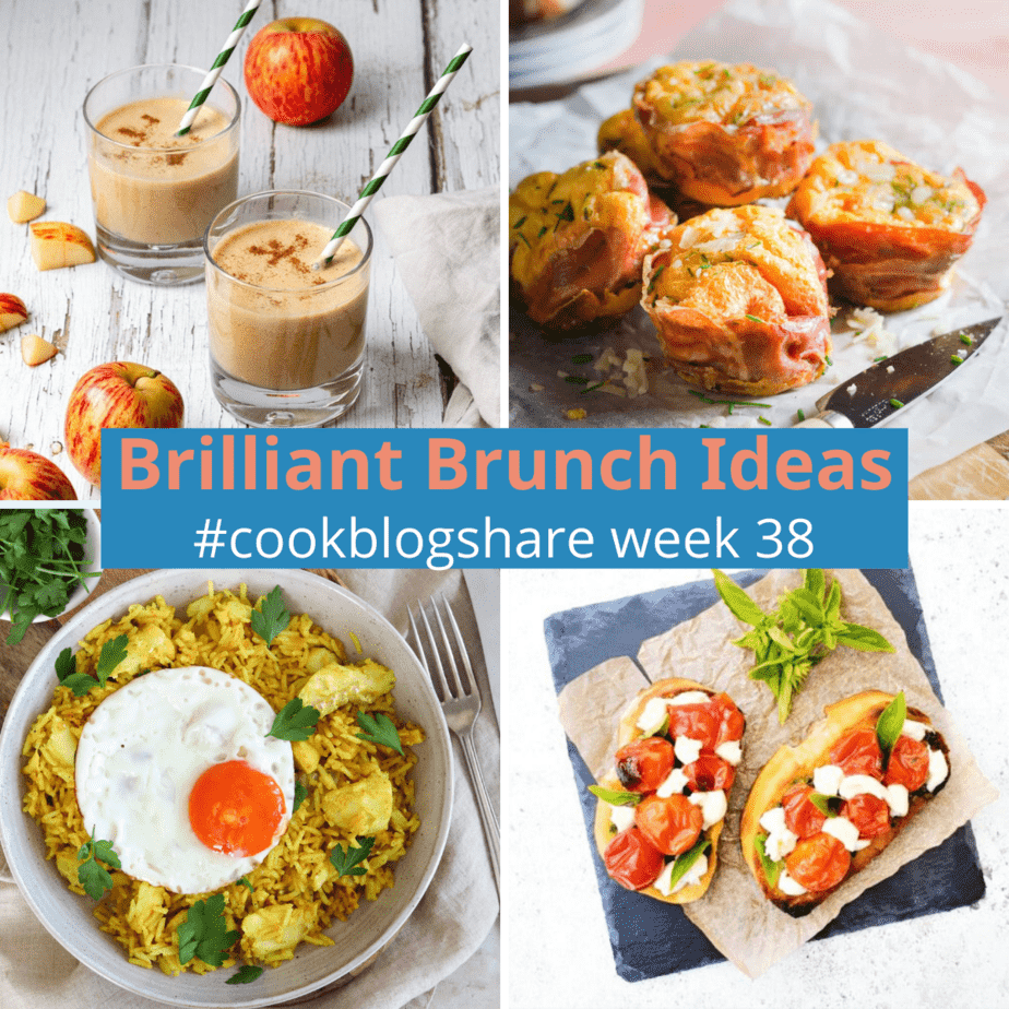 Brilliant Brunch Ideas - CookBlogShare Week 38